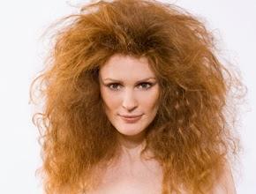 Gaya Rambut Frizzy