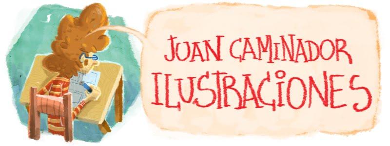 Juan Caminador Ilustraciones