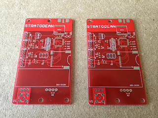 STRATODEAN New boards