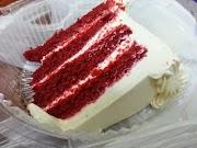 ALKISAH RED VELVET CAKE