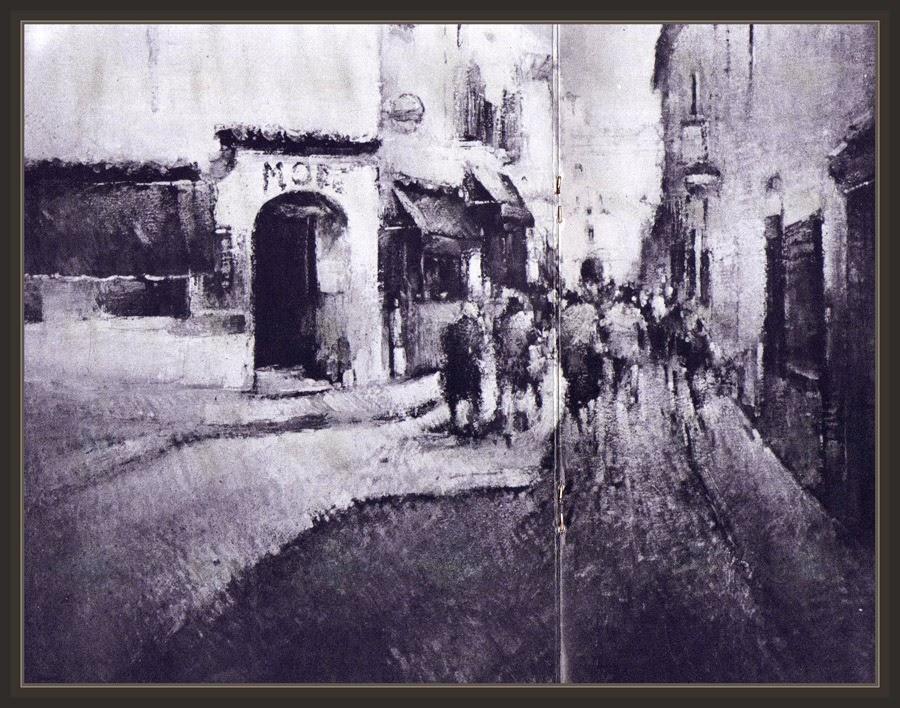 TERRASSA-PINTURA-SALA-LLOVERAS-EXPOSICIONS-QUADRES-TOSSA DE MAR-MUSEU-PINTOR-ERNEST DESCALS-