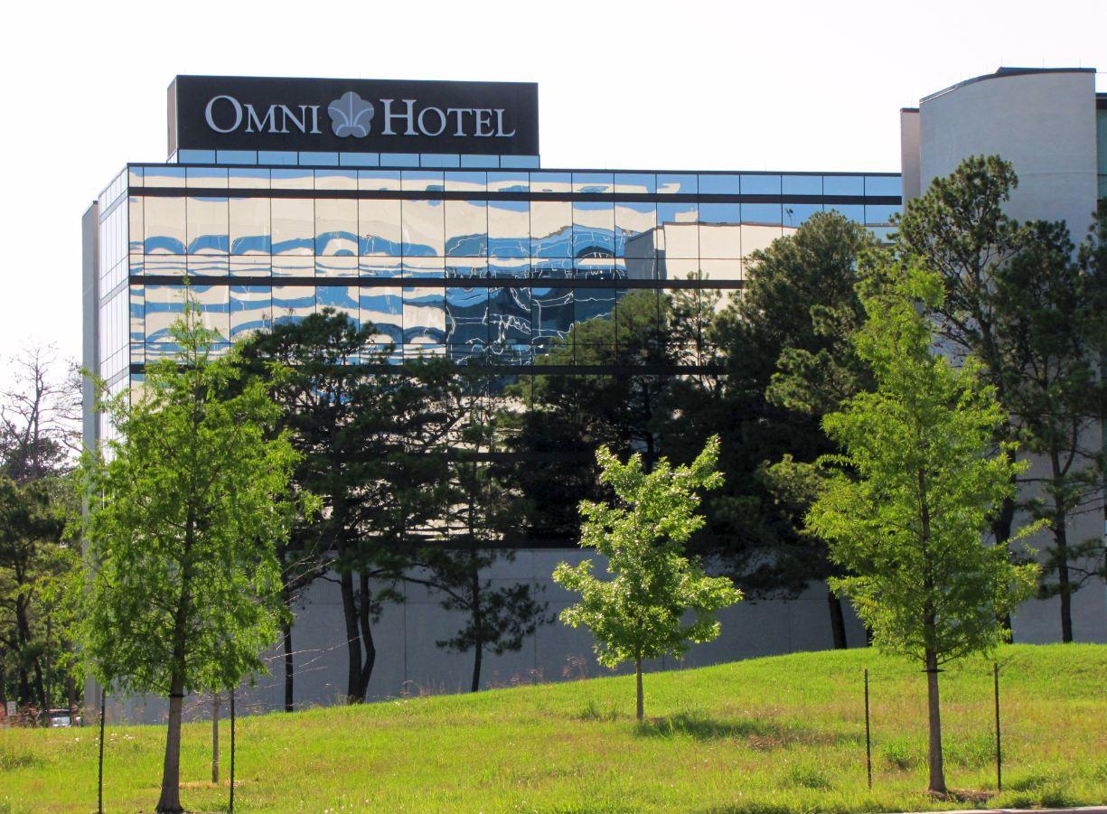 Omni Energy Corridor Hotel North Of Katy Freeway At Eldridge