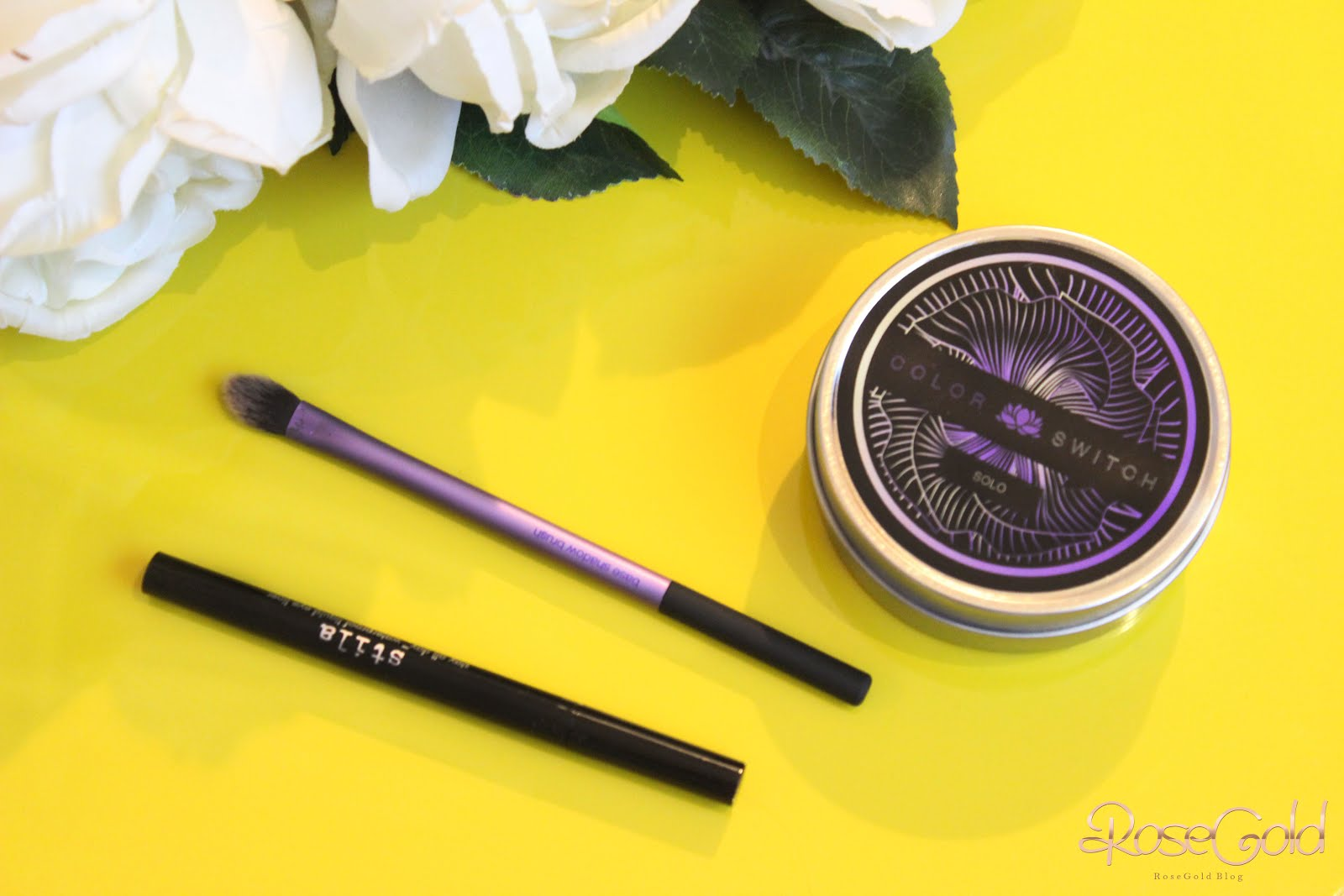 Review: color switch & stilla eyeliner