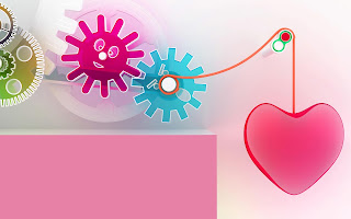 Mechanism Of Heart HD Wallpaper