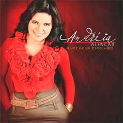 Andréia Alencar - A Voz De Um Escolhido Playback