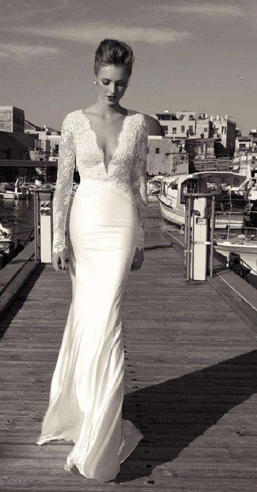 Outstanding Lace Wedding Dress