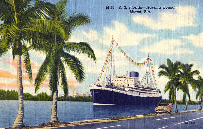 Miami Archives Tracing The Rich History Of Miami Miami Beach And The Florida Keys Vintage