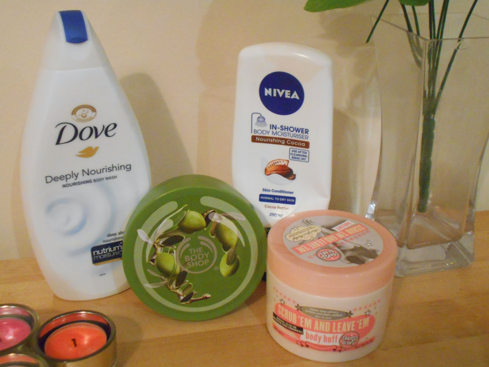 THE BATTLE FOR SMOOTH SKIN
