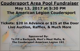 5-13 Coudy Pool Fundraiser, Legion
