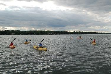 Asbury Canoeing