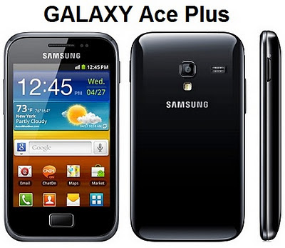 Galaxy Ace Plus: Review of Specs