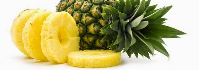 elimine gordura corporal comendo abacaxi