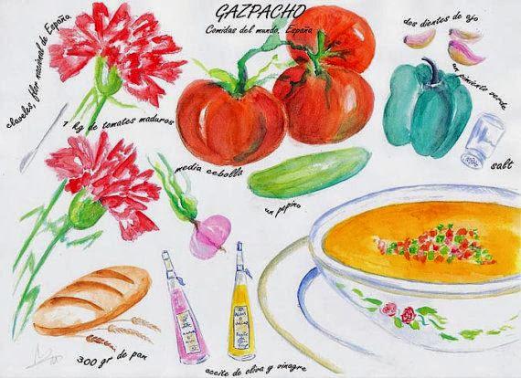 gazpacho color