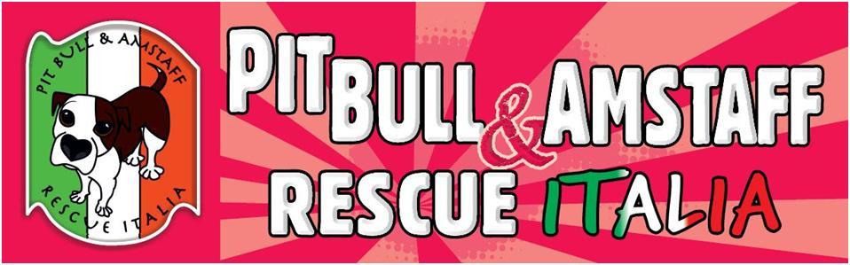 Pitbull&Amstaff Rescue Italia