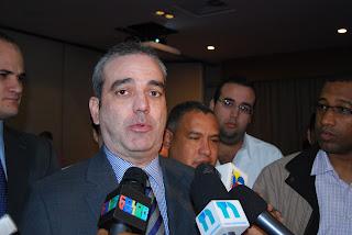 Abinader asegura reunión  Miguel-Hipólito se desarrollara en los próximos días