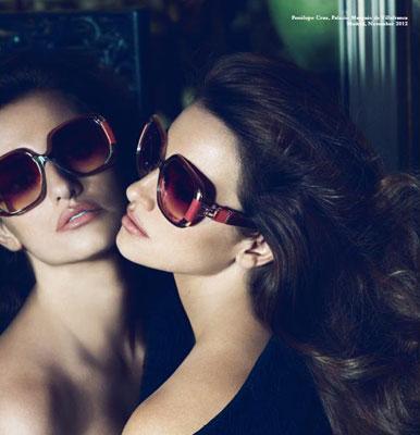 Gafas de sol Loewe primavera verano 2013