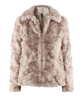 H&M Faux Fur