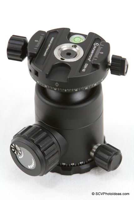 Sunwayfoto FB-36DDH Lightweight Ball Head