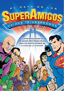EL RETO DE LOS SUPERAMIGOS (1978)