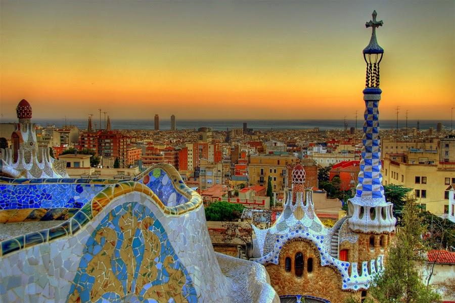 Akomodasi Barcelona