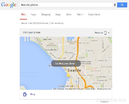 Gunakan Find My Phone Untuk Mencari Android Yang Hilang