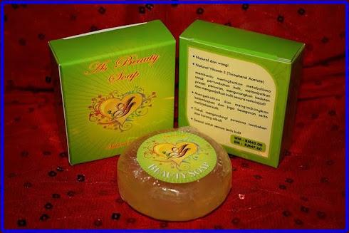 Vitamin E Soap (Harga: WM 45.00, EM RM47.00)