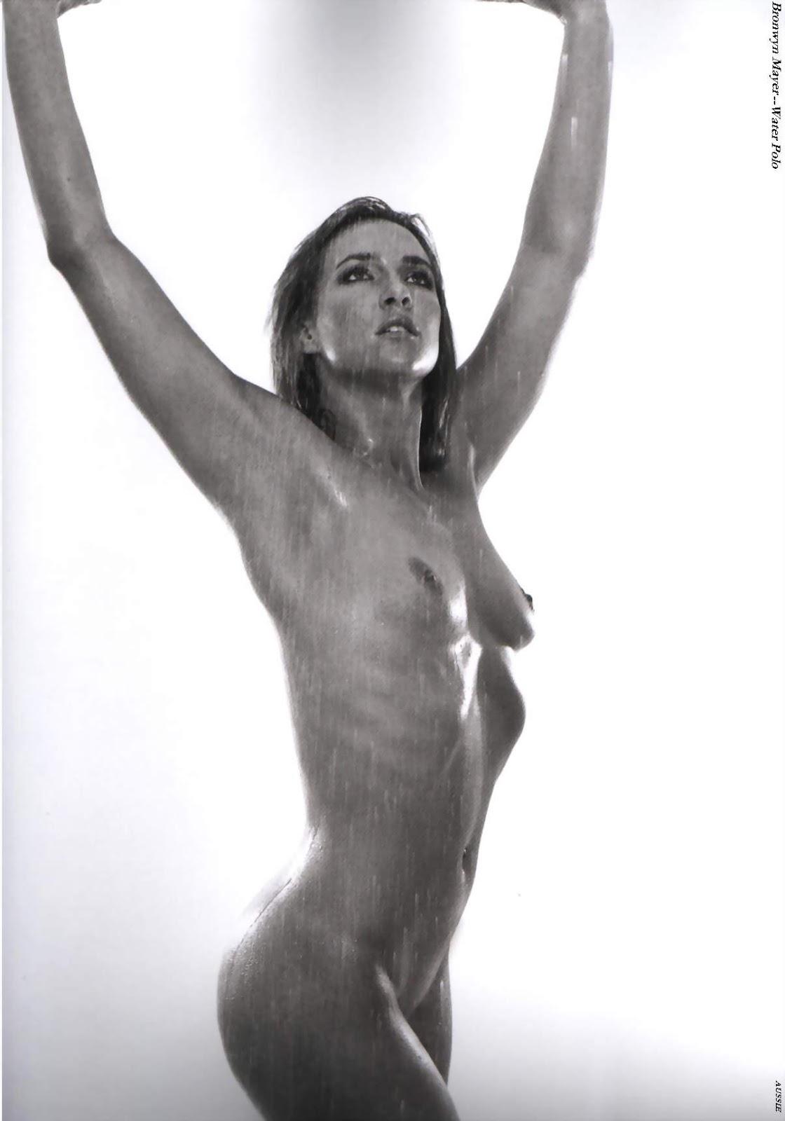 bronwyn mayer nude