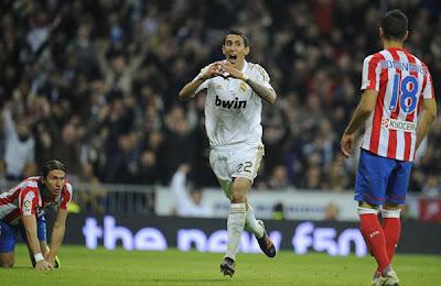 Real Madrid 4 - 1 Atletico Madrid (1)