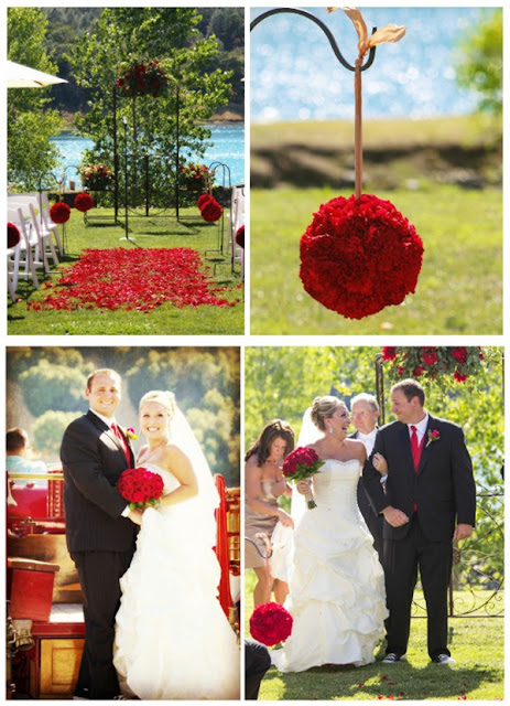red rose wedding venue