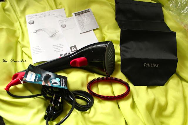 Philips Steam&Go : le repassage pour les nomades et les paresseux (coupable!)