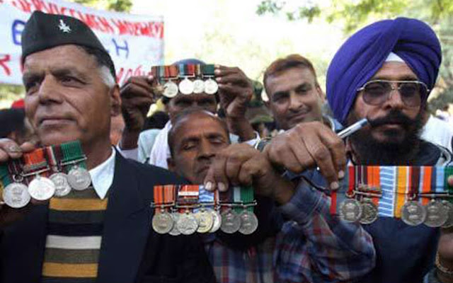 Centre to implement One Rank One Pension (OROP)