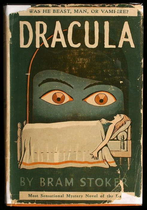 thesis for dracula by bram stoker