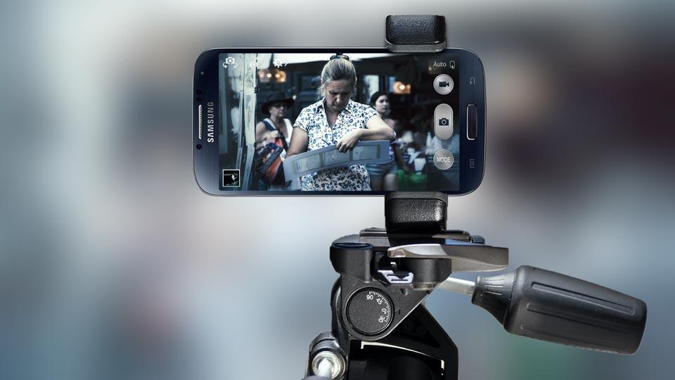 SHOULDERPOD S1はスマートフォンの利用頻度を向上させるかも!