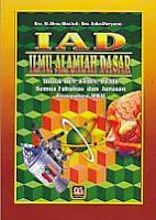toko buku rahma: buku ILMU ALAMIAH DASAR (IAD), pengarang ibnu mas'ud, penerbit pustaka setia