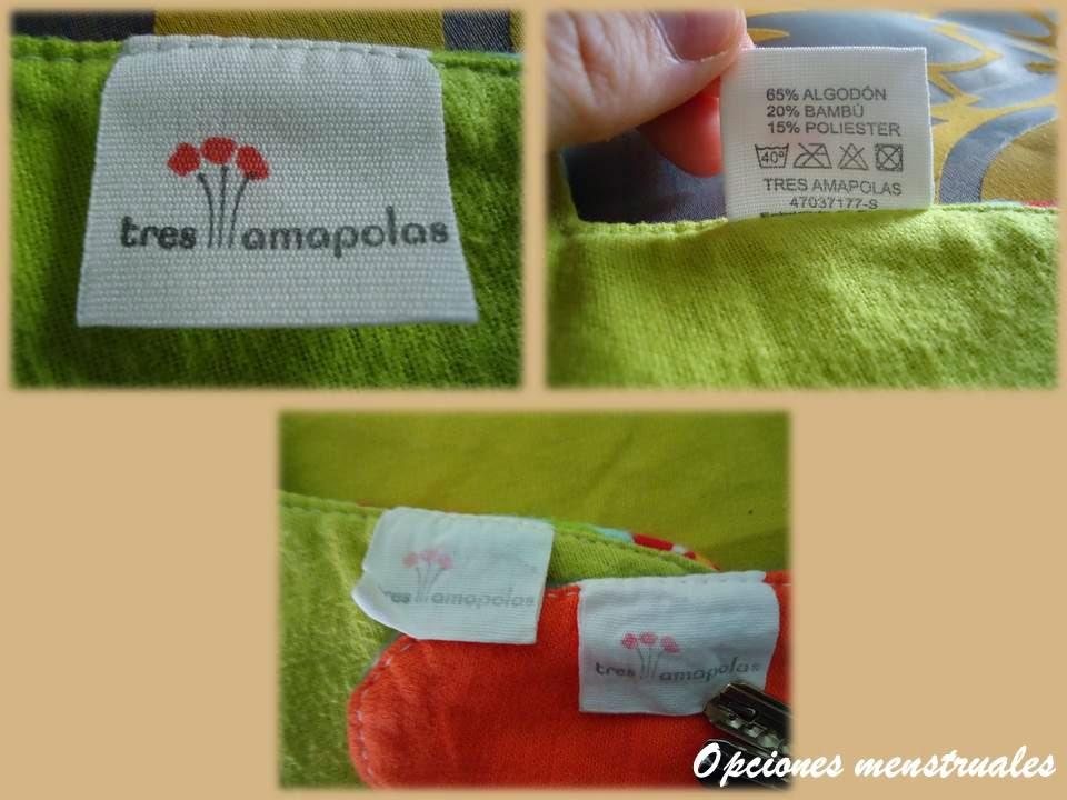 Etiqueta Tres amapolas