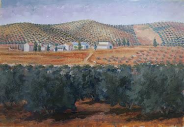 La Cañá; Fuerte del Rey, Jaén (20M)