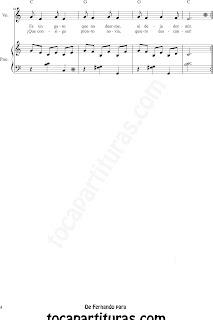4 El Gato del Gato en la Terraza Partitura para Piano y Voz de Fernando Daniel Bruno,. Partitura y Canción del Folklore Argentino