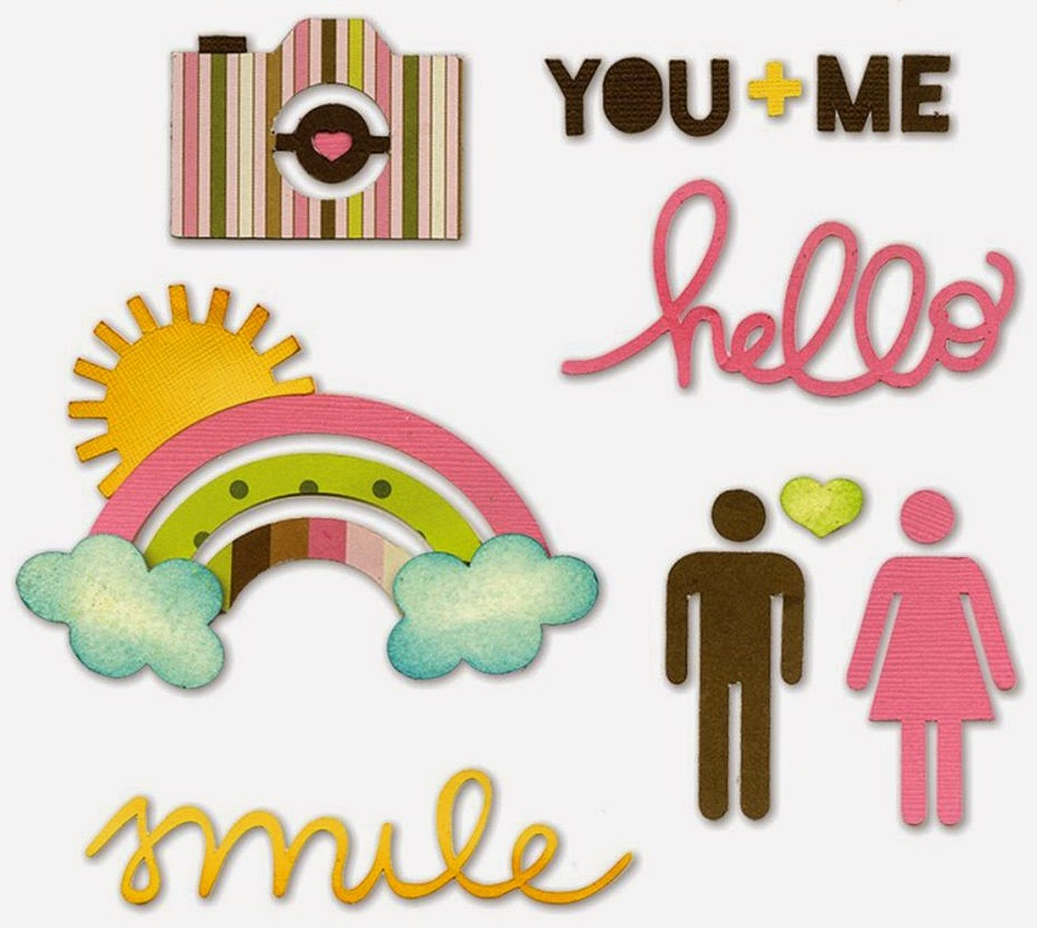 Sizzix : You + Me
