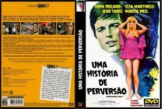 UMA HISTÓRIA DE PERVERSÃO (1969) - REMASTERIZADO