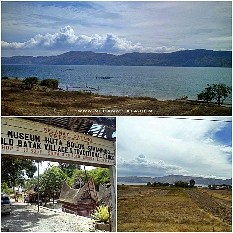Objek Wisata Museum Huta Bolon Simanindo
