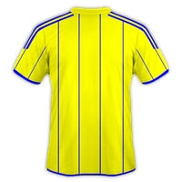 Spesial Jersey Bola dan Futsal Warna Kuning