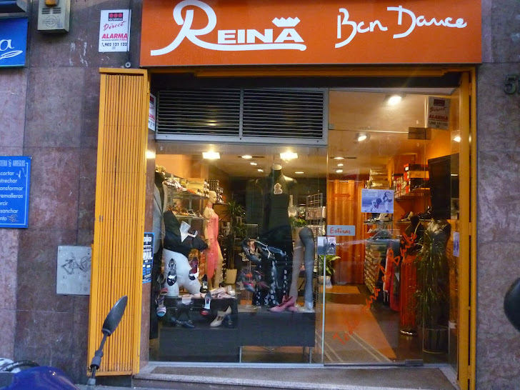 Reina Bcn Dance Barcelona