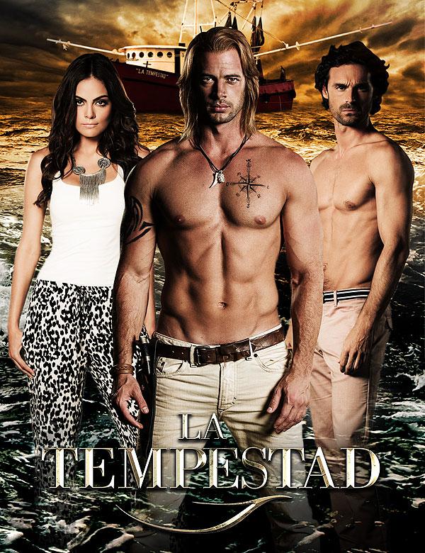 La Tempestad se desatará con la historia de amor de Marina y Damián.