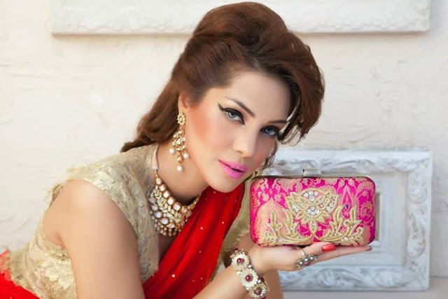 Maheen Hussain Accessories Bridal  Bags Collection 2013