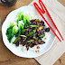 Stir-Fry Beef With Scallions~Mongolian Beef