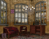 Juegos de Escape Abandoned Vintage House Escape