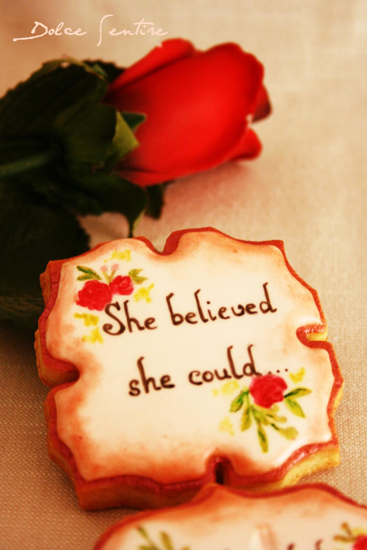 Galletas del Día Internacional de la Mujer (Post Express) International Women's Day Cookies