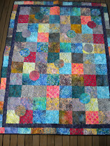 PATCHWORK .. CHELSEA&#39;S QUILT