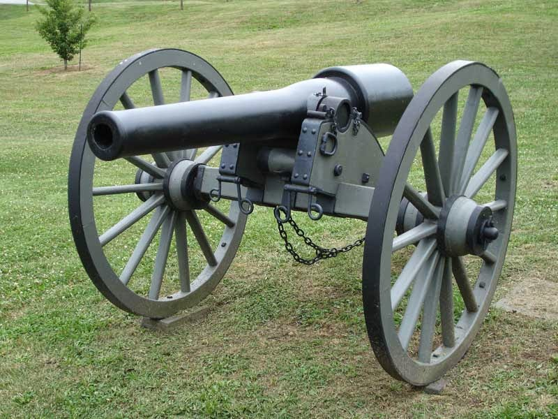 20-Pounder Parrott Rifle picture 4