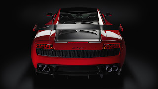 Lamborghini Gallardo LP 570-4 Wallpapers